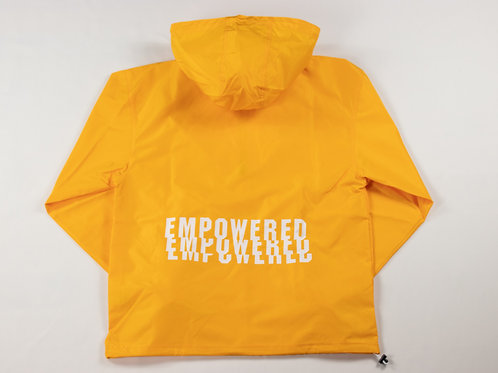 Empowered Windbreaker: Champion Brand