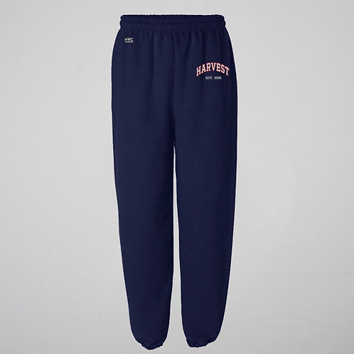 25th Anniversary Embroidered Harvest Sweatpants