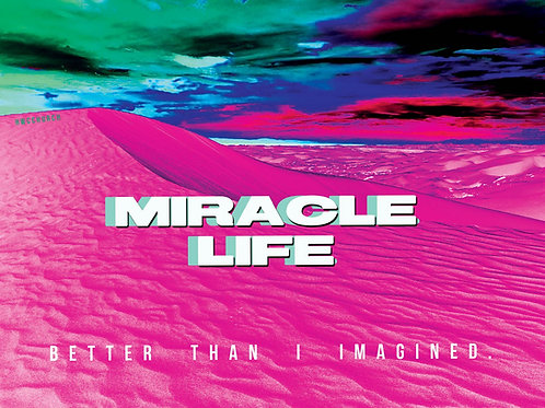Miracle Life Magnet