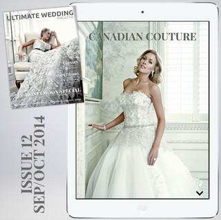 Tea Published in Ultimate Bridal Magazine