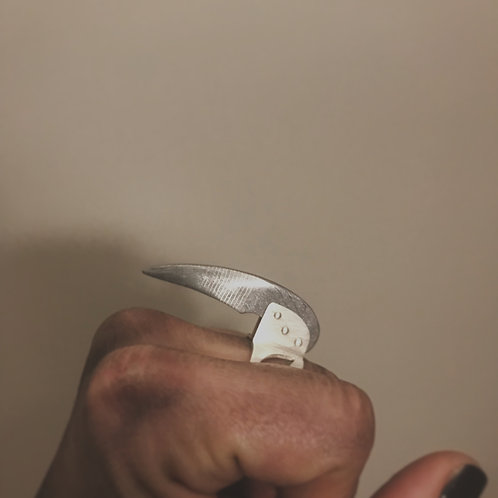 Cat Claw Protection Ring