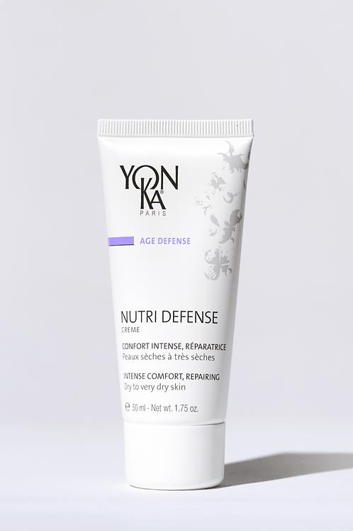Crème Nutridéfense confort intense