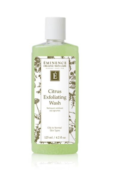 Citrus Exfoliating Wash