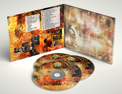 Band Album Cover Design