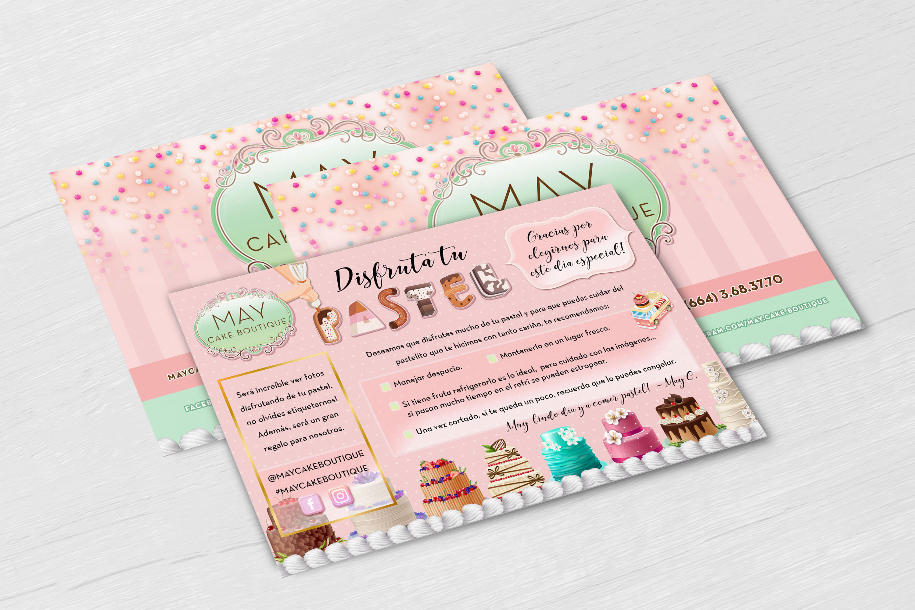 Bakery-Postcard-Design