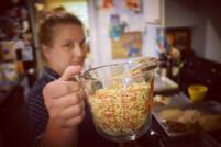 My name is Amanda Krōg and I love granola