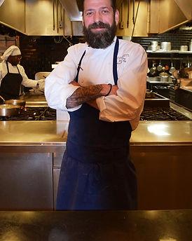 Chef Dave Krog, Dory Restaurant Memphis TN
