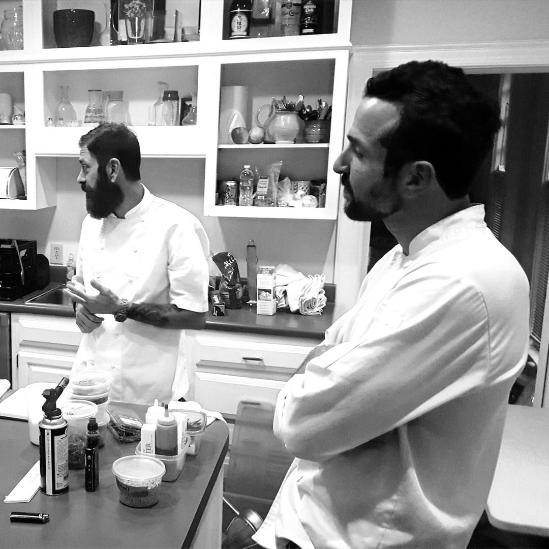 Chef Zach Thomason & Chef Dave Krog