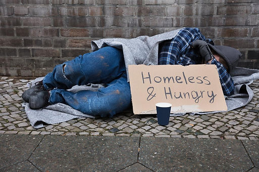 Hungry Homeless Crisis in Memphis