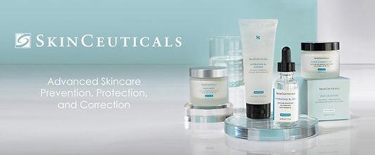 SkinCeuticals at elevate spa in stockton