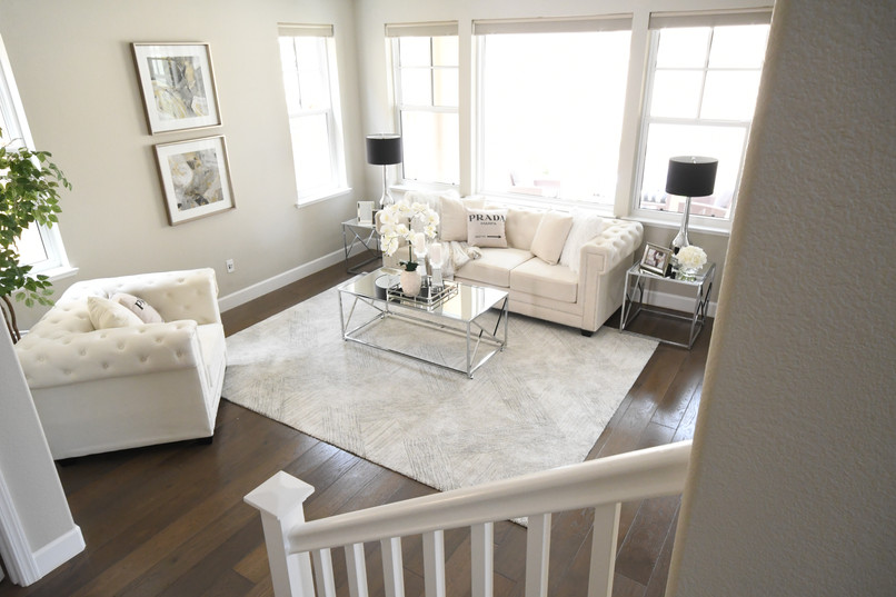 Beautiful Home Staging by Pink Door Interiors