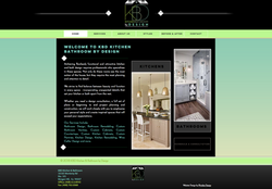 KDB Design Website Design