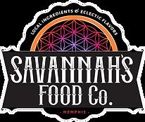 Savannahs Food Co Memphis Logo