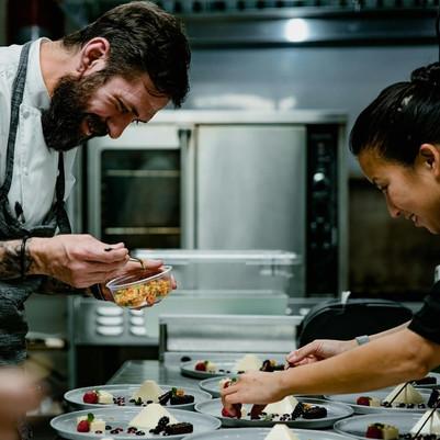 Chef Dave Krog