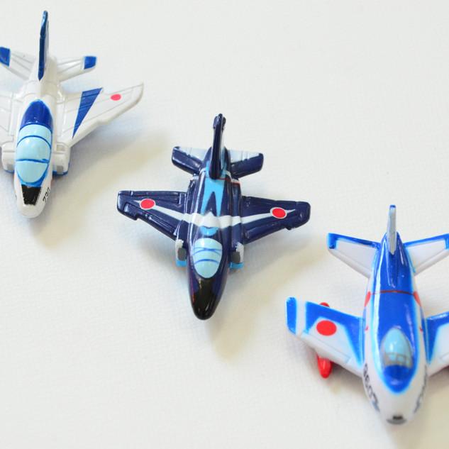 ブルーインパルスマグネット 歴代3機