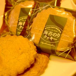 海苔クッキー