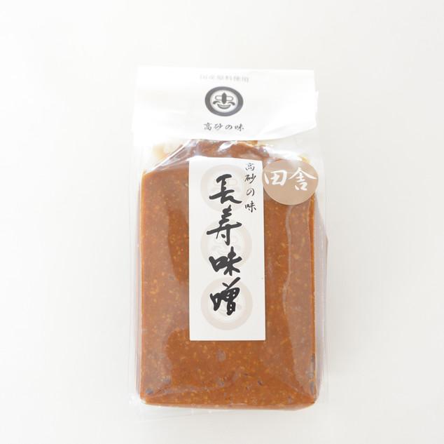 東松島長寿味噌 田舎