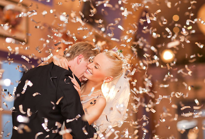 Нет времни на свадьбу