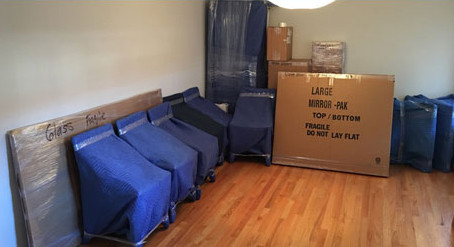 Professional movers get the job done right.