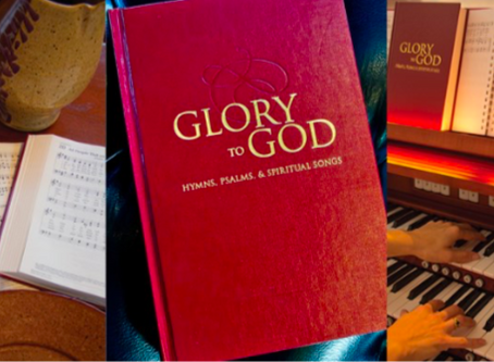 New Hymnals