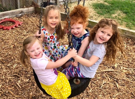 PreSchool and Mother's Day Out Now Enrolling!