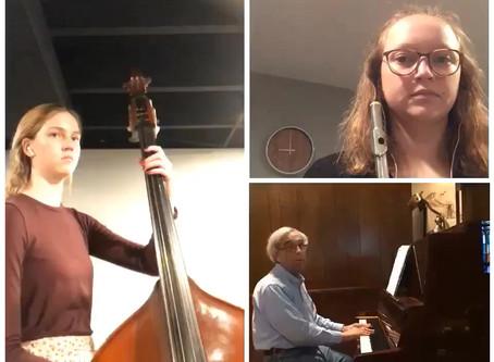 Tremendous Trio Treat