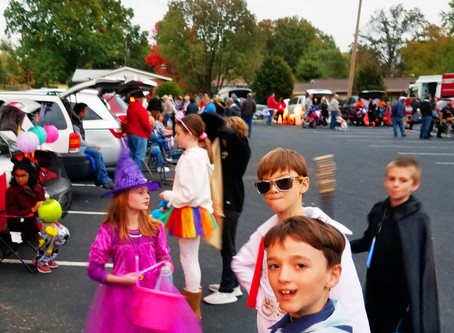 Fall Festival is Here!