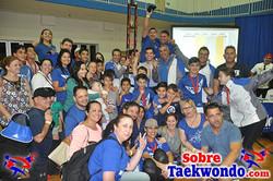 2017 FTC wins best school Cup