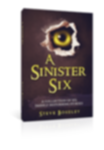 A Sinister Six, lovecraft, short horror stories