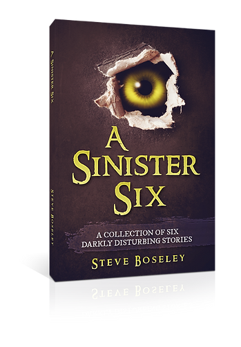 A Sinister Six, lovecraft, short horror stories