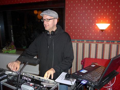 www.djandreasrohe.com - Event-DJ at work