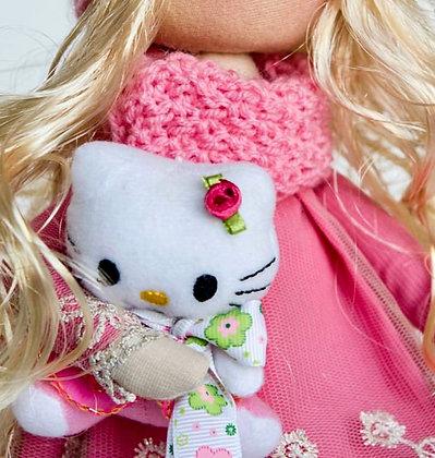 Kitty dolls accessory