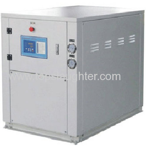 Industrial Water Chiller Used With Pre-chiller To