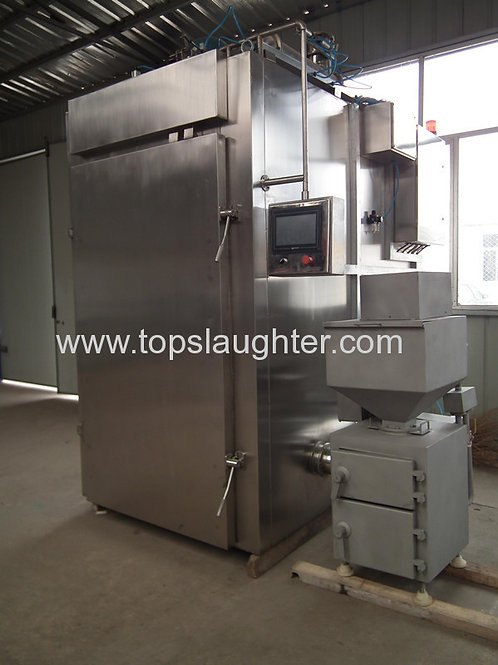 Food Processing Equipment Smoking Oven