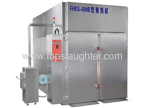Meat equipment Chicken/fish smoked machine