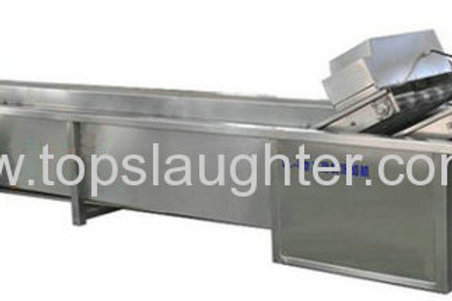 Water Bath Chiller and Washer for Vacuum Packaging