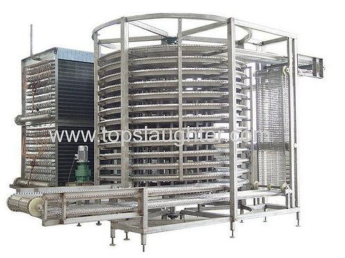 Refrigeration Equipment Single Spiral Freezer 5000