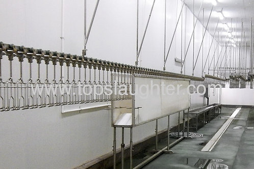 Chicken processing equipment poultry stunner