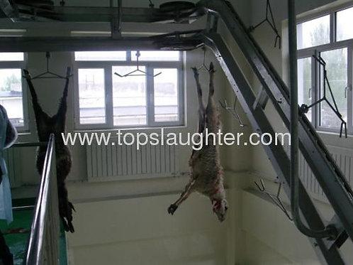 Slaughterhouse equipment goat slaughter equipment