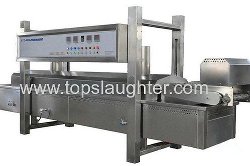 Food Processing Equipment Automatic Frying Machine
