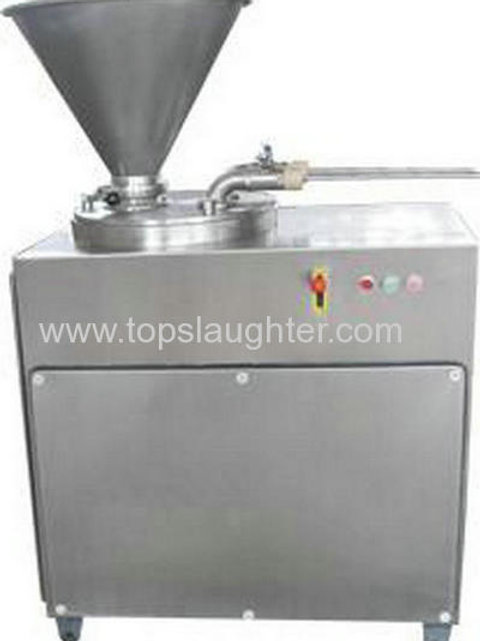Meat processing equipment sausage filler