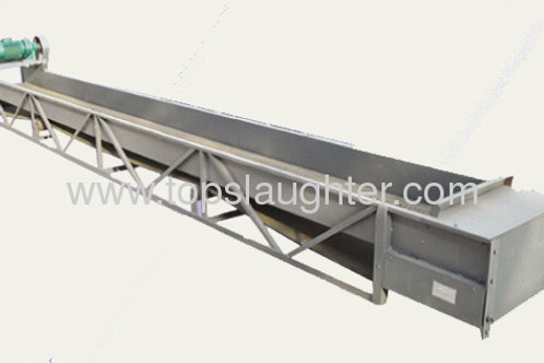 Rendering plant equipment Belt Conveyor