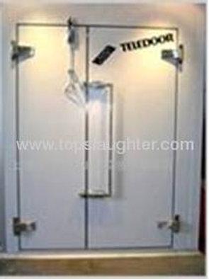 Coldroom Manual Double Door