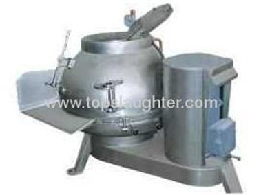 Slaughter machine Cattle Tripe Cleaner