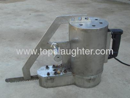 Abattoir machinery Chest Opening Saw