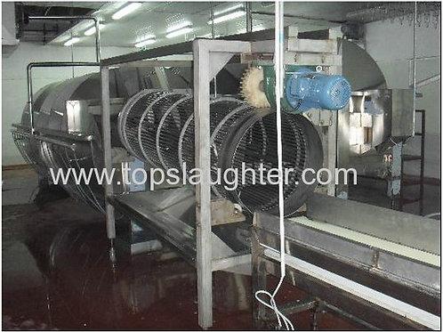 Chicken Processing Equipment Draining Drum