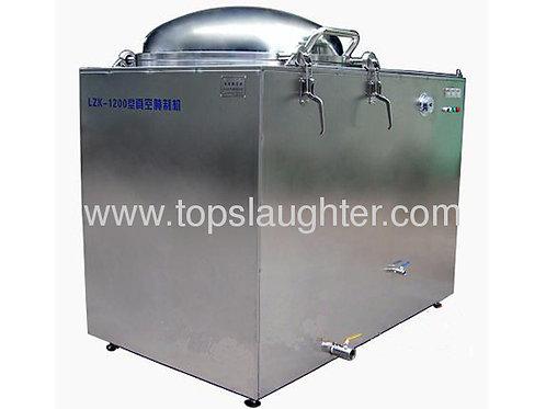 Food machinery meat bloating machine