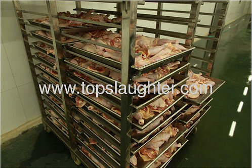 Poultry slaughterhouse equipment spare parts