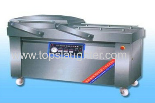 Poultry Processing Plants Equipment Vacuum Packaging Machine