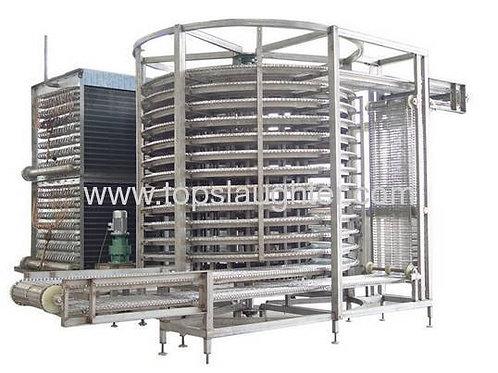 Refrigeration Equipment Spiral Freezer